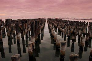 Australia Princes Pier