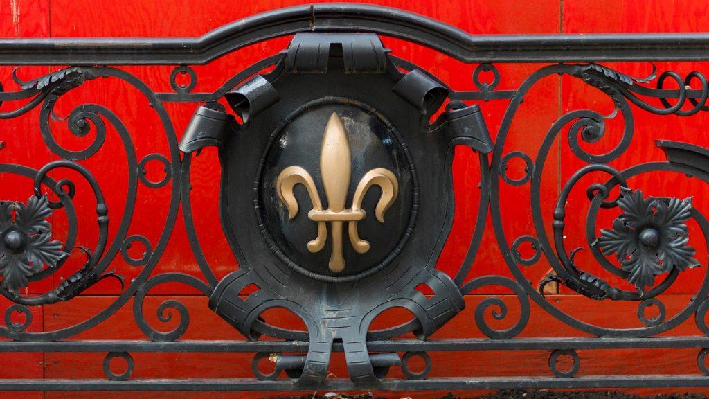 Fleur Gate