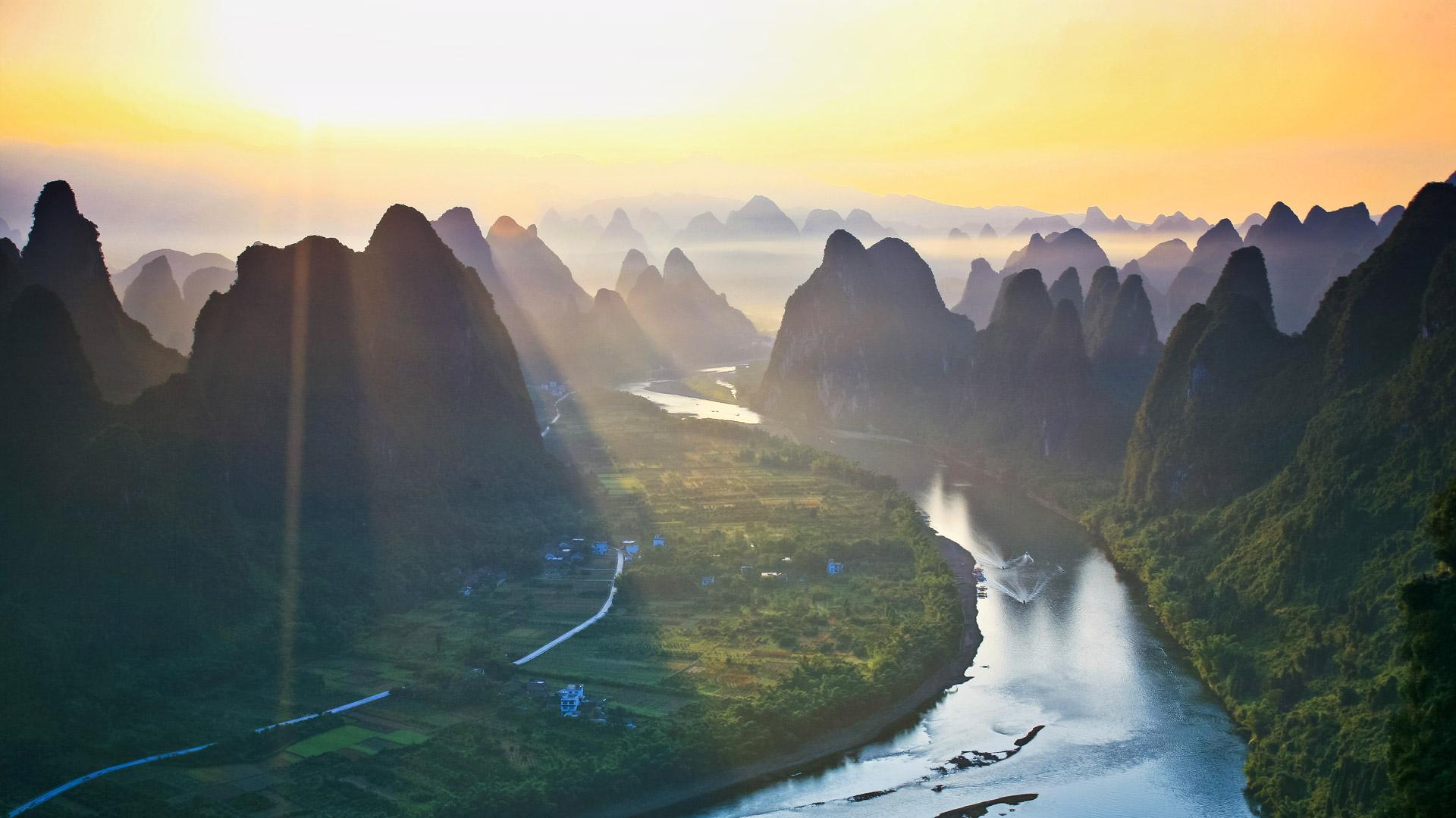 Landscape Li River