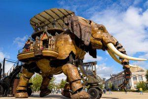 Machine Elephant