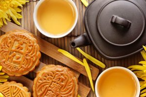 Mooncake Tea