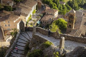 Moustiers Stairs