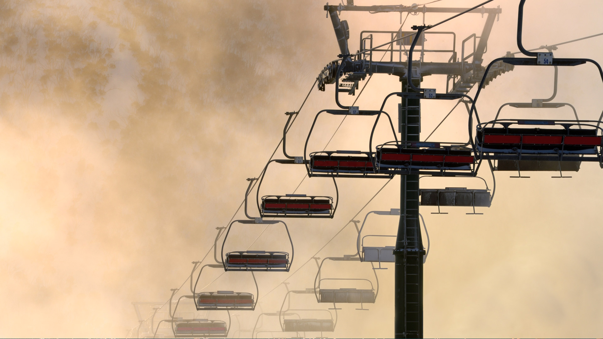 Mt Hotham Chairlift