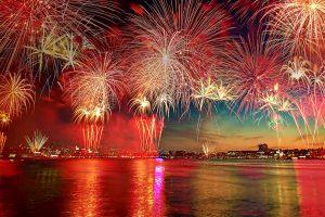 NJ Fireworks