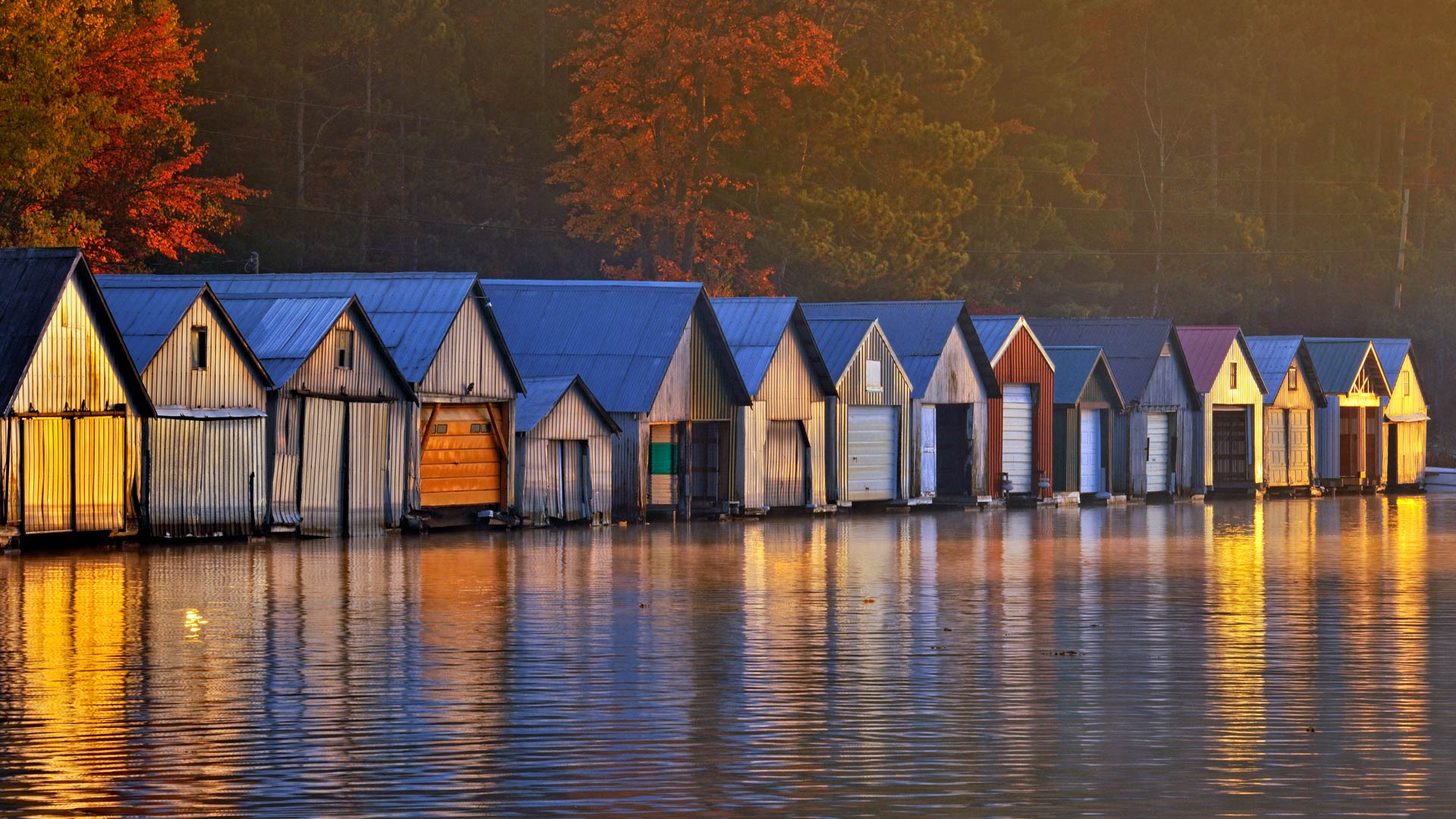 Panache Boathouses