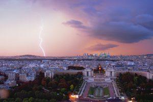 Paris Lightning