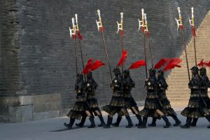 Qin Dynasty Guards