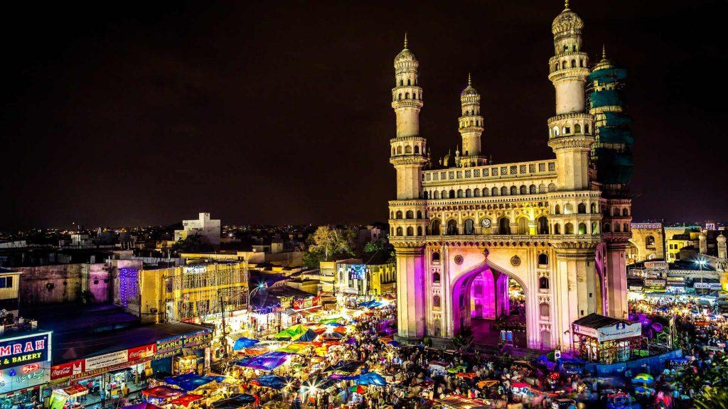 Ramadan Charminar