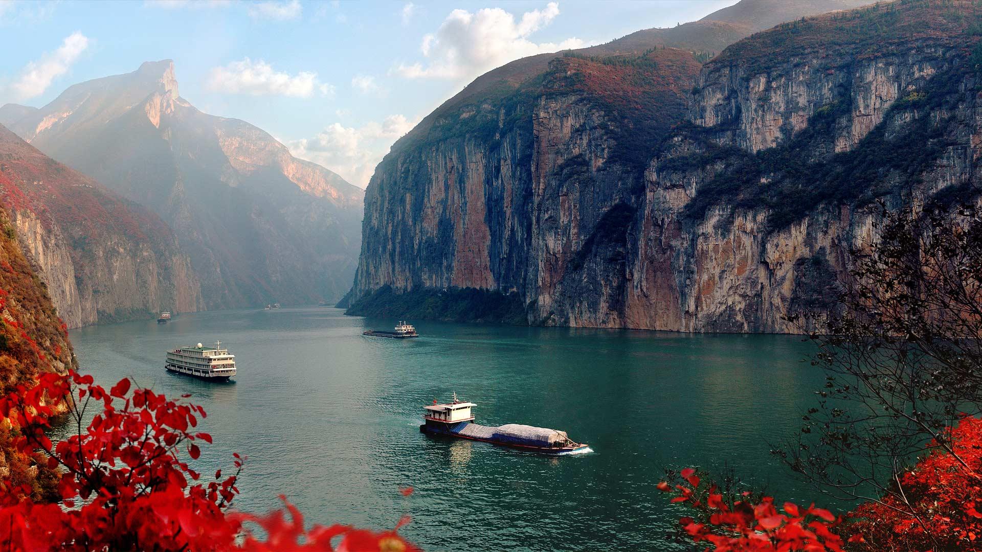 Three Gorges Yangtze