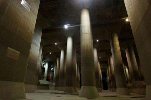 Underground Discharge