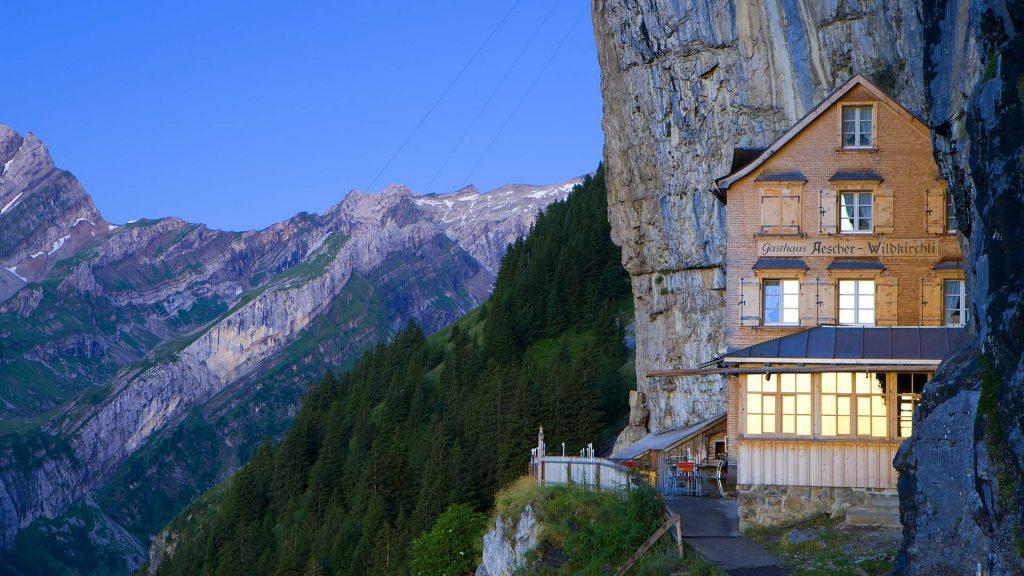 Aescher Schweiz