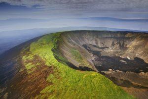 Caldera Volcano