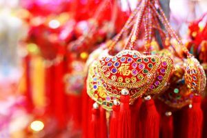 Chinese Luck Ornament