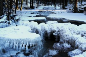 Germany Icy Creek