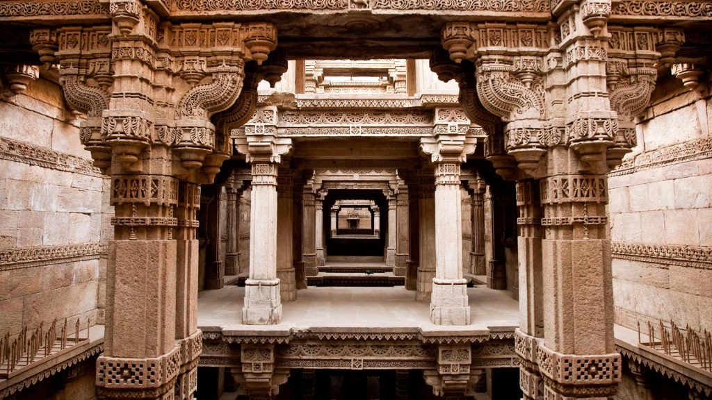 Gujarat Step Well