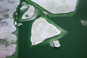 Ice Lake Switzerland