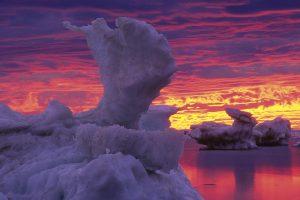 Iceberg Sky