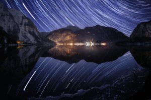 Lake Hallstratt Stars