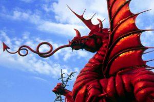 Red Dragon Memorial