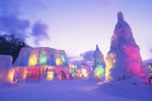Shikotsu Icefestival
