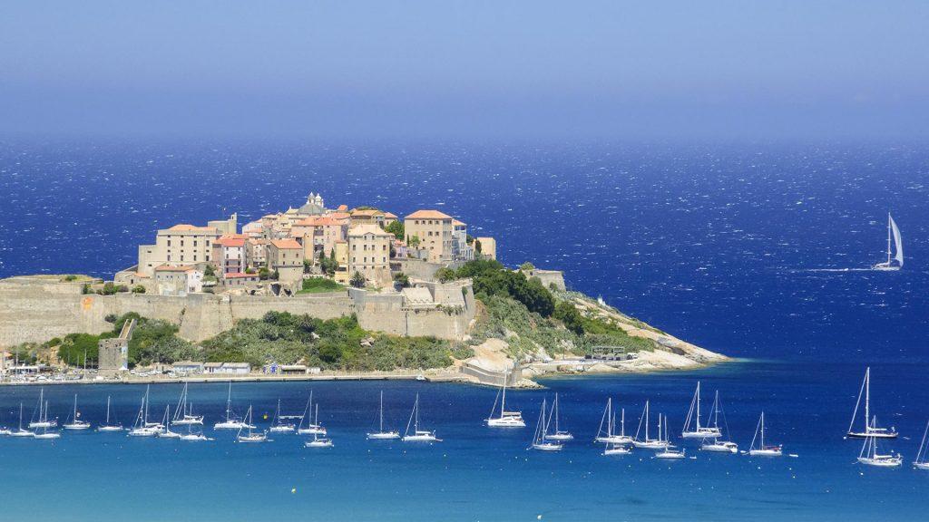 Sommer Calvi Corsica