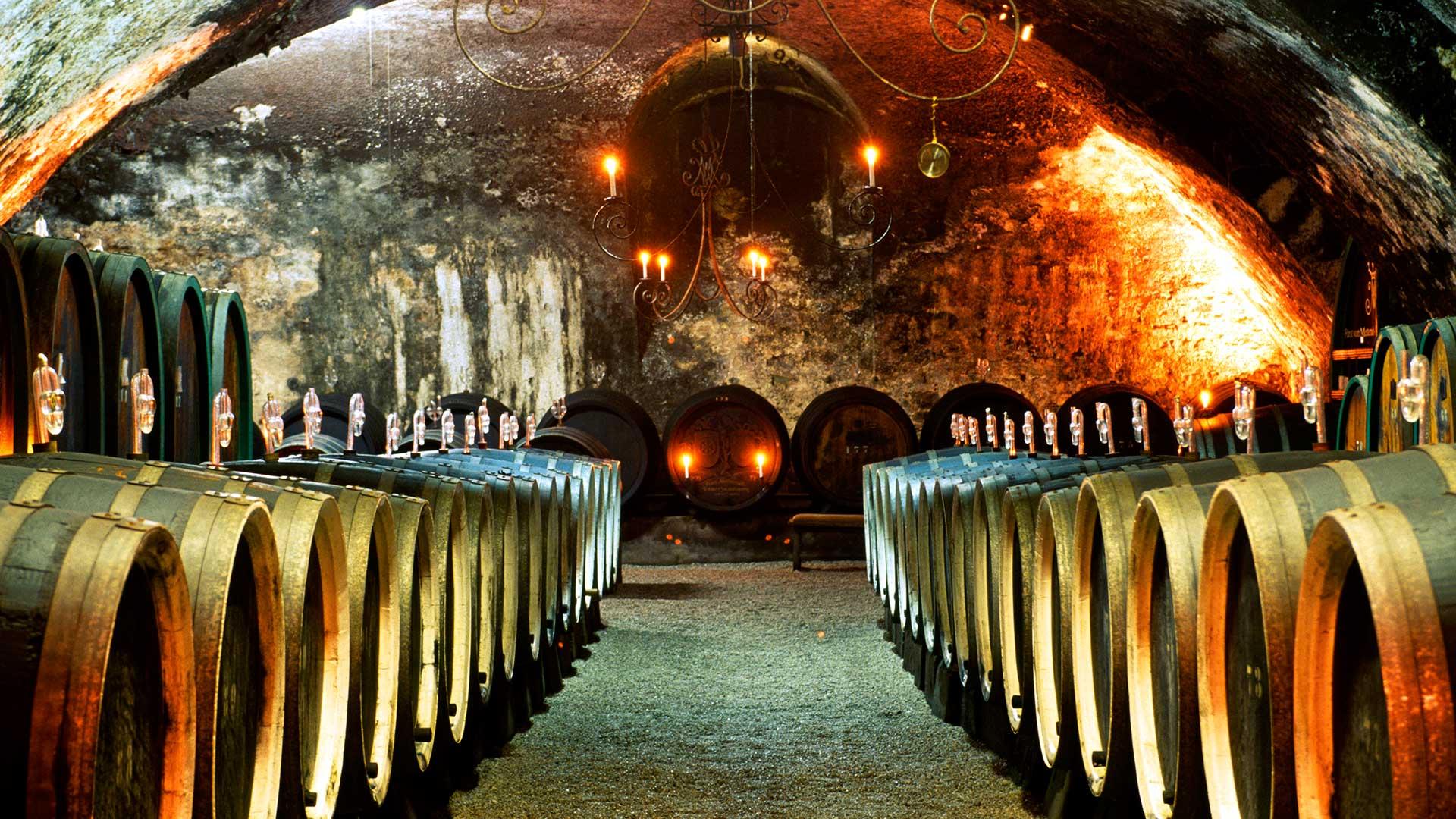 Wine Cellar Johannisburg