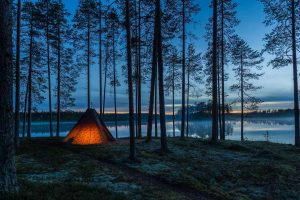 Finland Camping