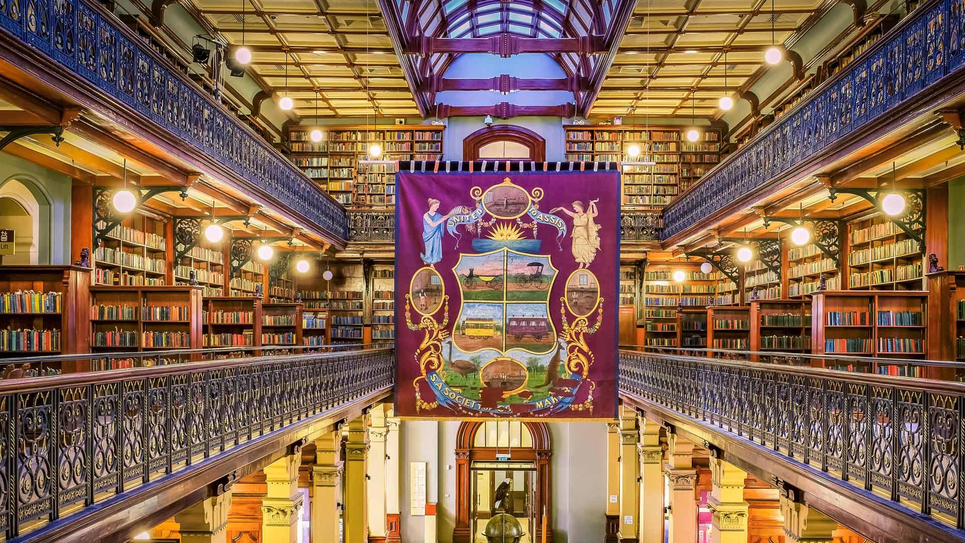 Mortlock Library SA