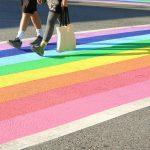 Pride Crosswalk