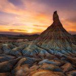 Bardenas Desert