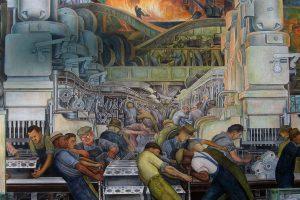 Detroit Industry Mural