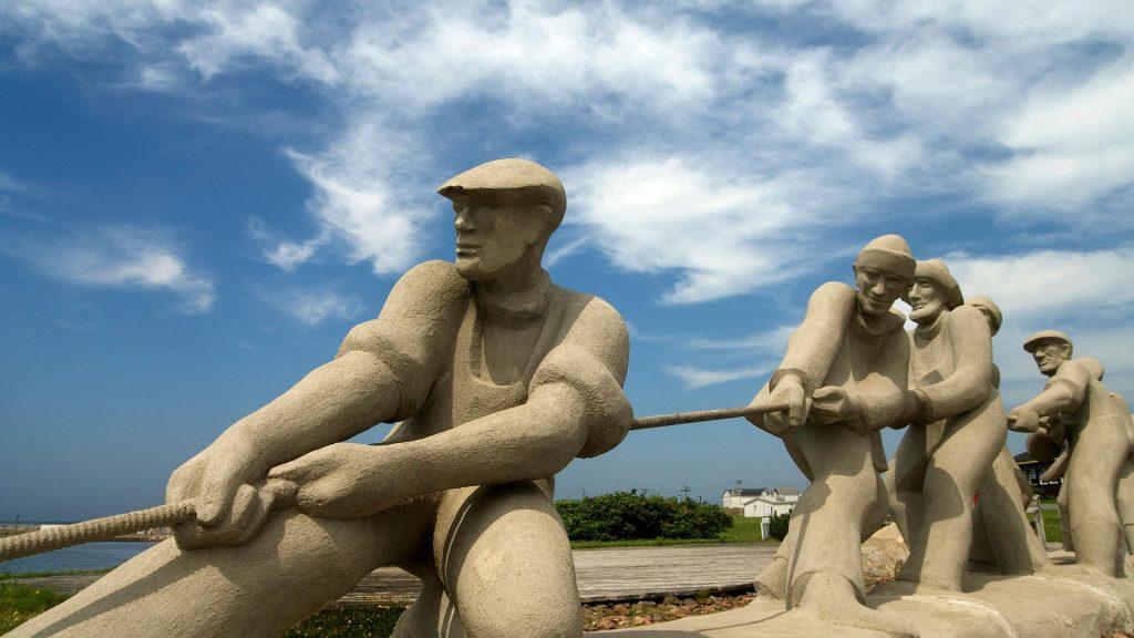 Fisher Men Labour