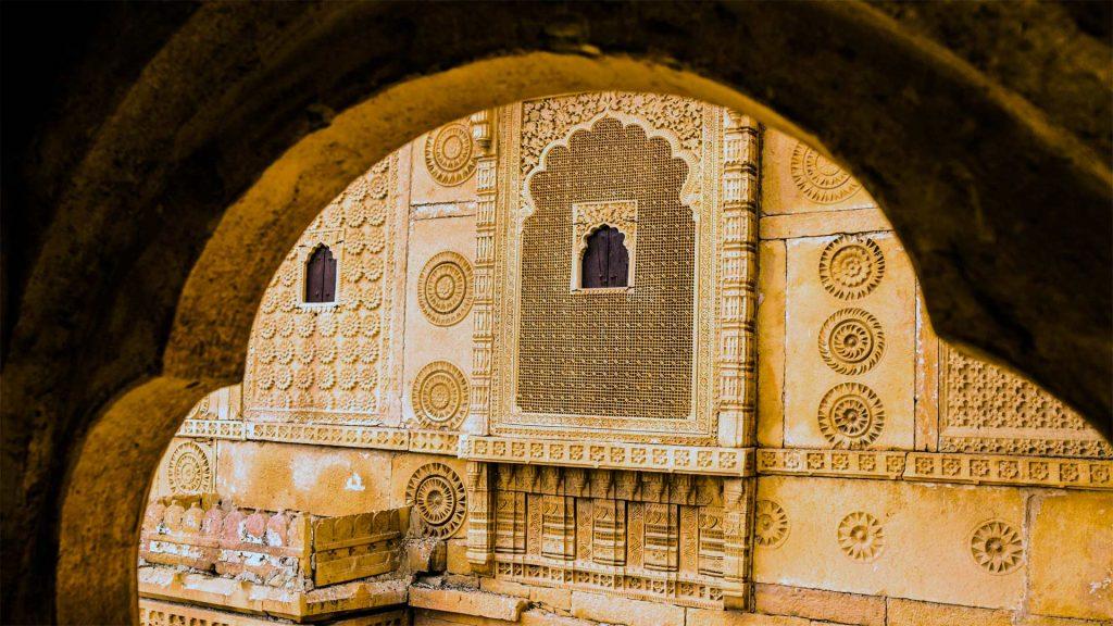 Jaisalmer Interior