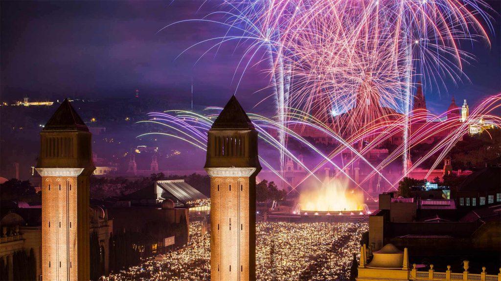 La Merce Fireworks