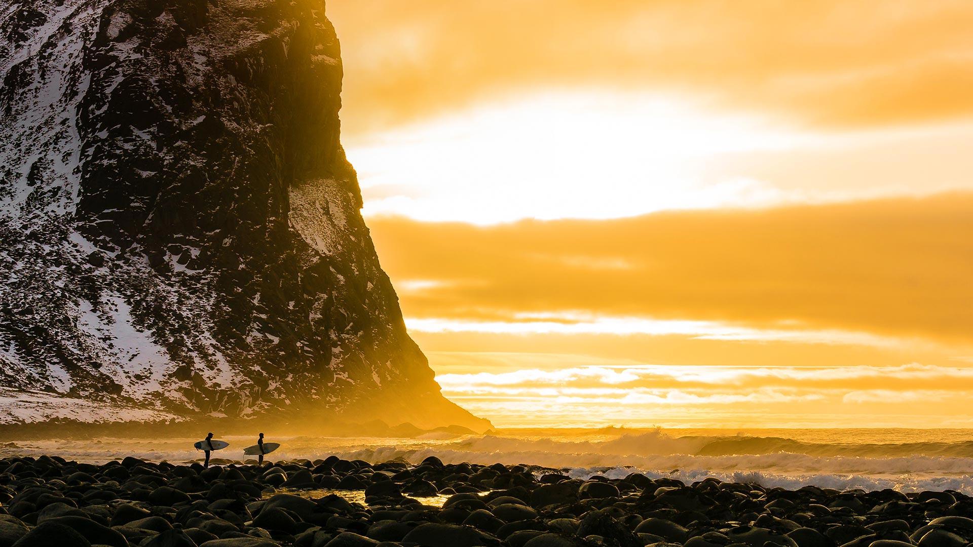 Lofoten Surfing
