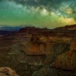 Milky Way Canyonlands