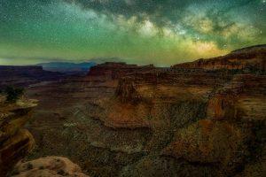Milky Way Canyonlands