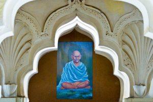Gandhi Painting