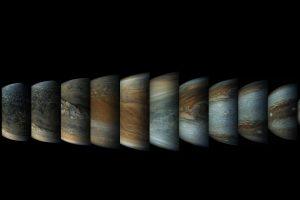 Jupiter Juno Cam