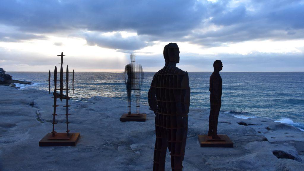 Shifting Horizons Sculpture