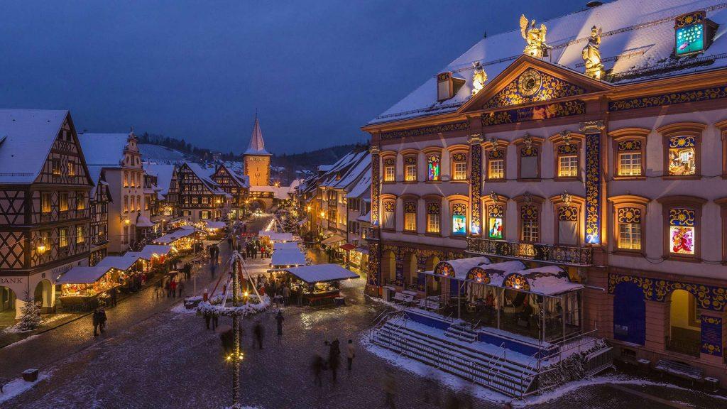 Gengenbach Weihnachtsmarkt