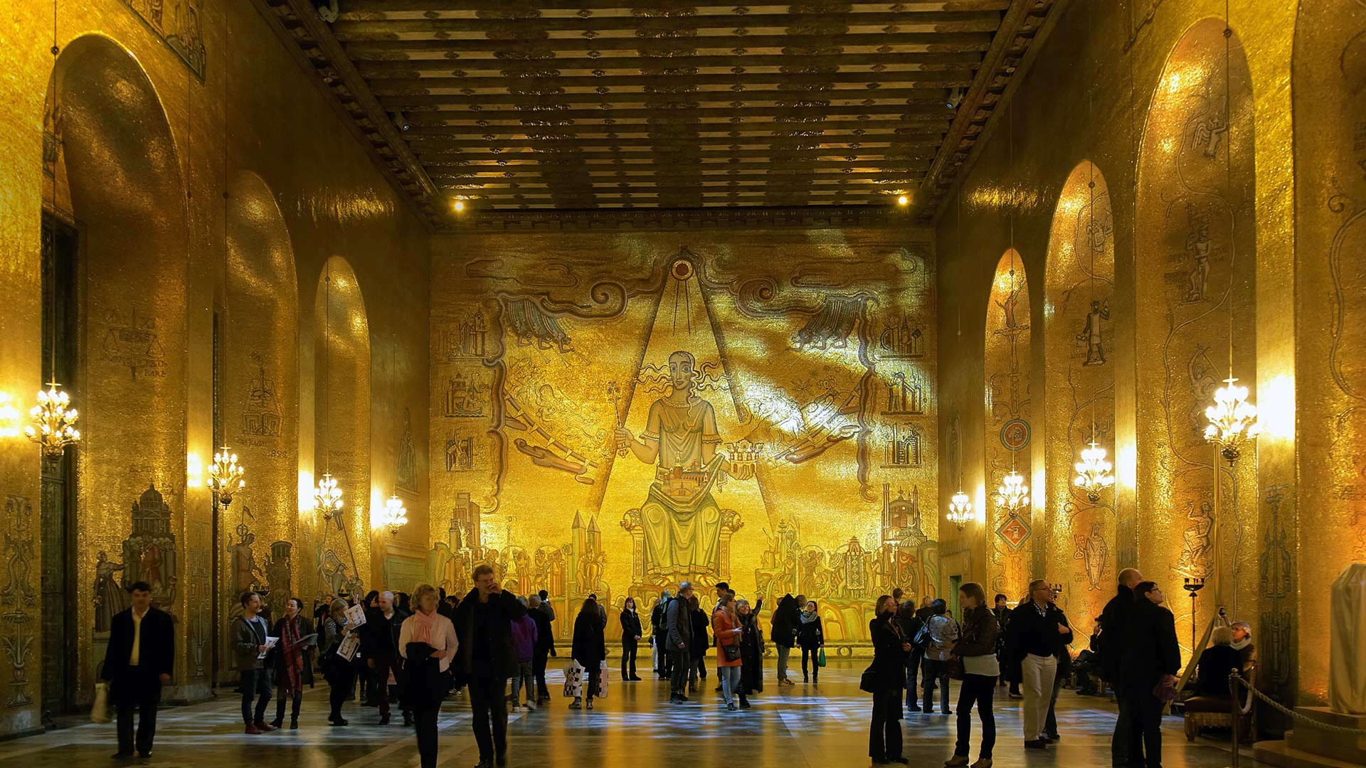 Golden Hall