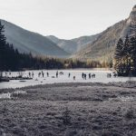 Ramsau Hintersee Eislauf