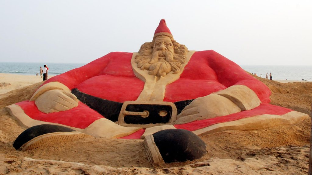 Santa Sand