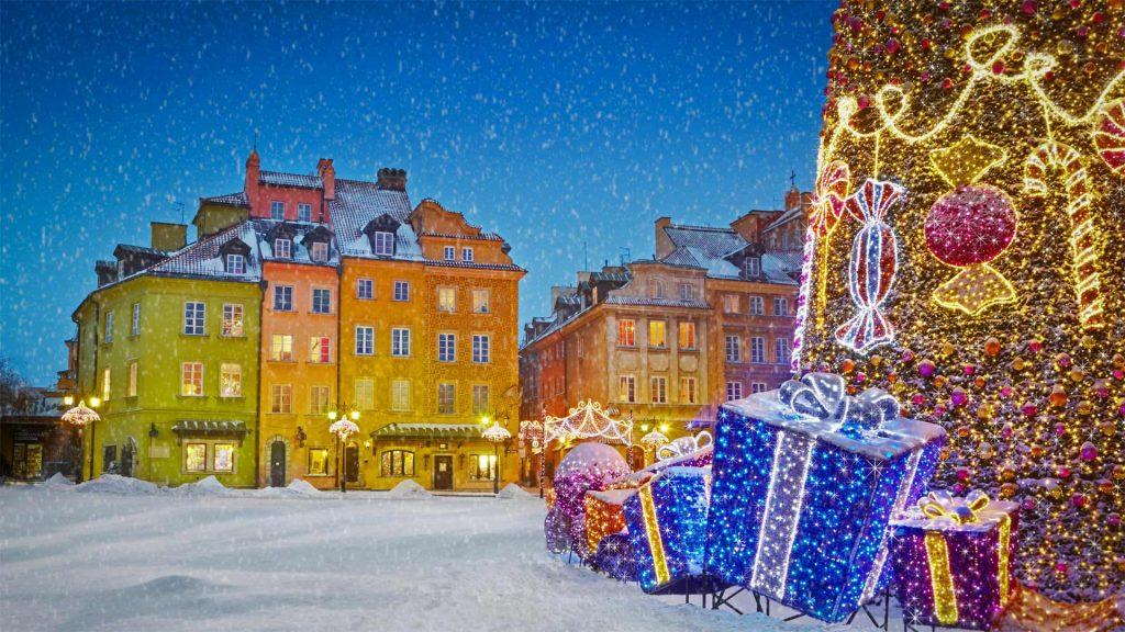 Warsaw Xmas