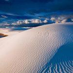 Gypsum Sand