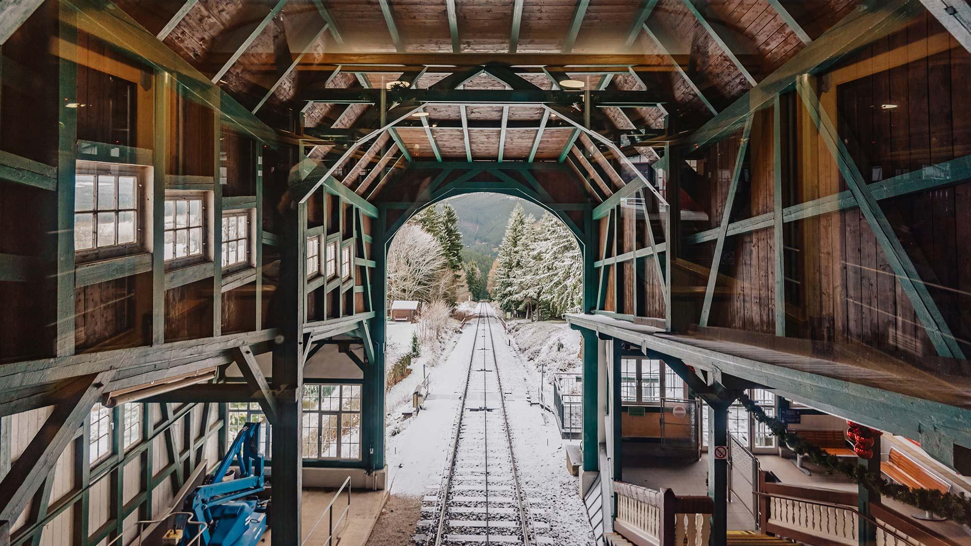 Oberweissbacher Bergbahn