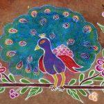 Pongal Peacock