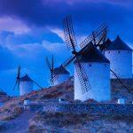 Quixote Windmills