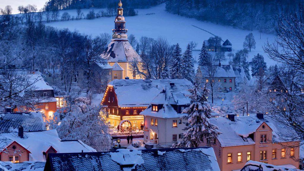 Seiffen Winter